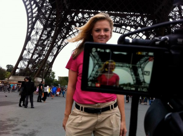 fellow travel video bloggers year later with kate mckenna transat vacationer