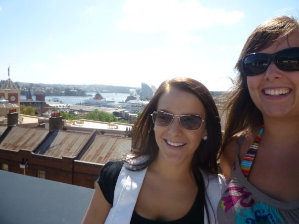 Me & the Opera House in Sydney, Australia