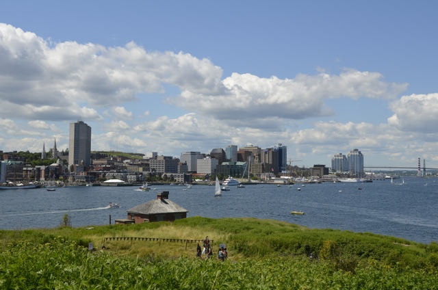 Exploring my own backyard with Tall Ships Nova Scotia