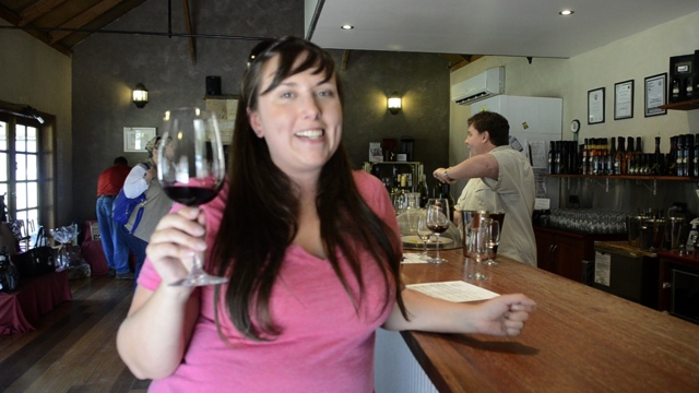 Wine tour of the Hunter Valley in Australia #Video