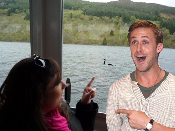 My Top 3 Travel Moments with Ryan Gosling