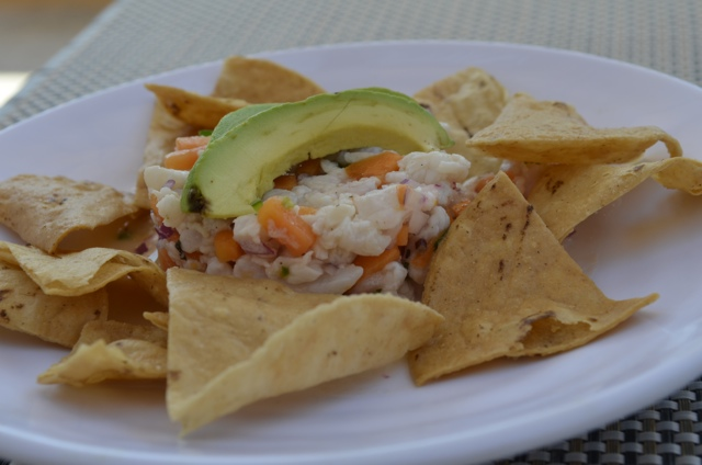 How To Make Ceviche in Mexico #Video