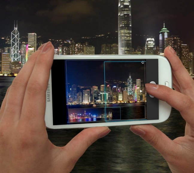 Panoramic Travel Photos with the Galaxy SIII