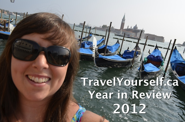 2012 Travel Yourself Year in Review Video