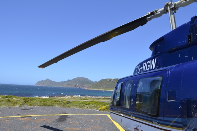 Cape Town Helicopters – Photo of the Day