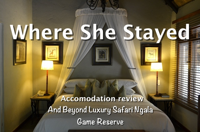 And Beyond Safari Ngala Review – Where She Stayed