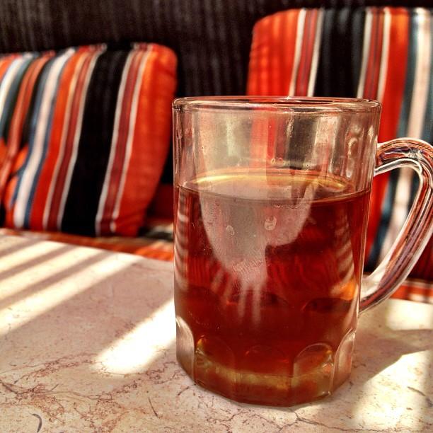 15 bedouin tea