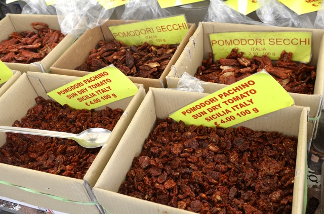 Dried tomatoes Rome - Rome Food Tour with Walks of Italy