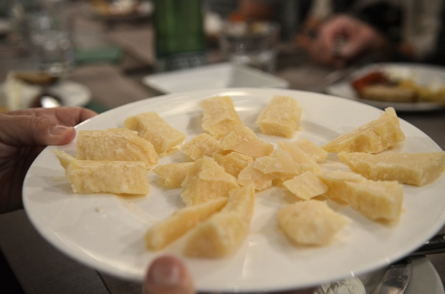 Parmesan reggiano Rome - Rome Food Tour with Walks of Italy