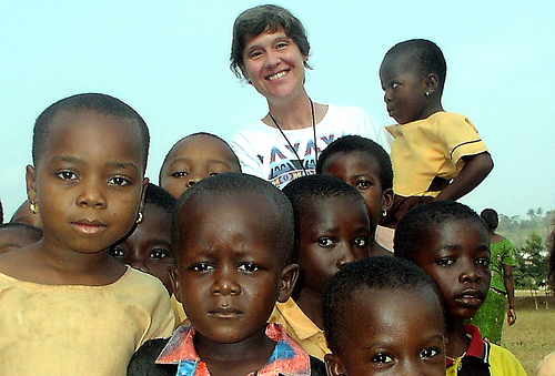 What could you take home from volunteering overseas?