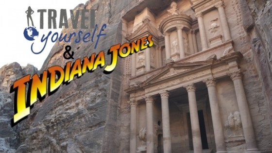 travel yourself and indiana jones