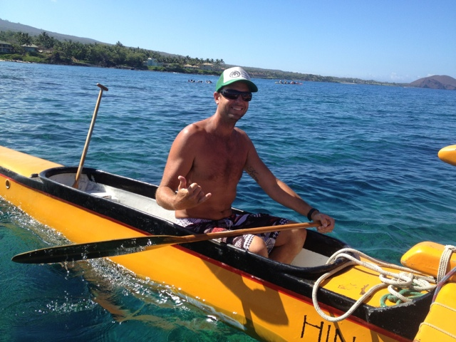 Sage Owner: Operator of the Maui Sailing Canoe