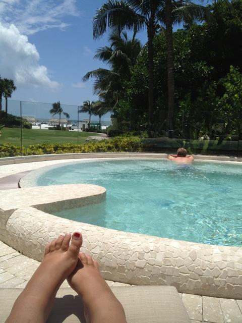 Marco Island Marriott Pool