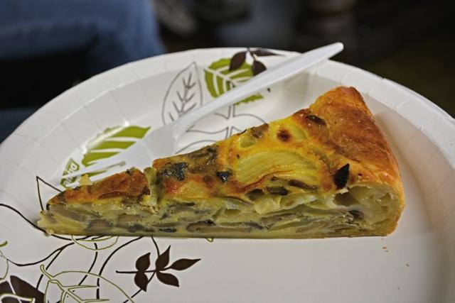 BUON ITALIA  Italian Mushroom Crostata
