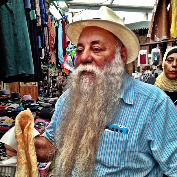 Israel as seen through Instagram Photos