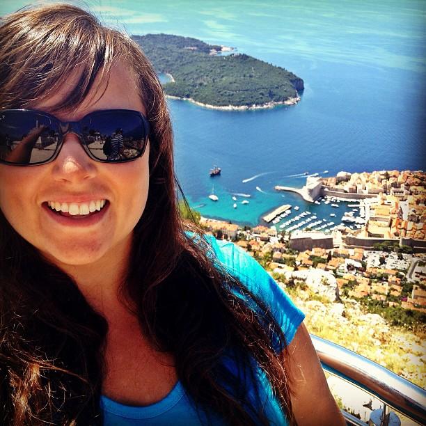 Cailin in Dubrovnik