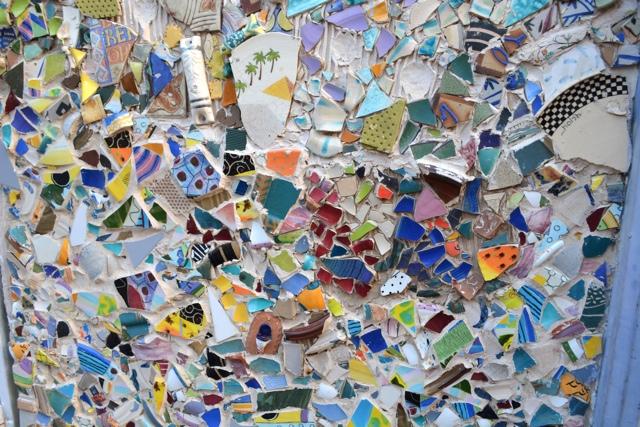 wall art in Tel Aviv