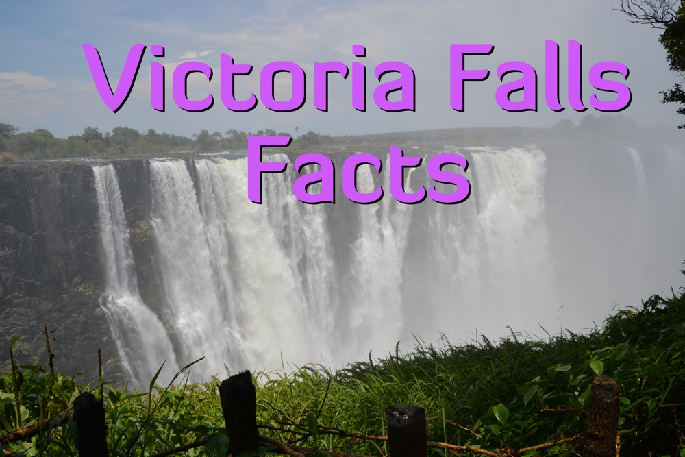 Visiting Victoria Falls Tips & Facts