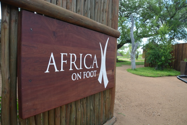 Walking Safaris with Africa On Foot in South Africa