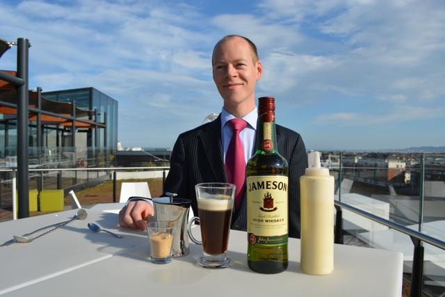 Irish Coffee Ingredients Paul Malone - irish coffee dublin - Dublin in a Minute