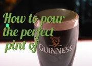 how to pour the perfect pint of guinness 2