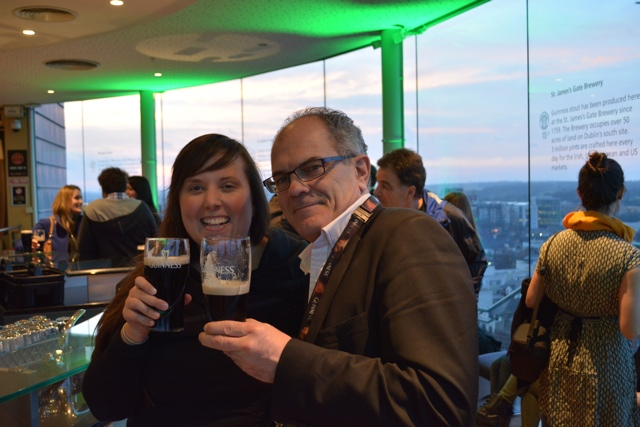 Dublin in a Minute – Guinness Edition