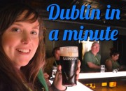 dublin in a minute guinness youtube image