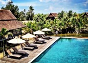 the pool at the Terrapuri resort in terengganu malaysia - Malaysia As Seen Through Instagram Photos