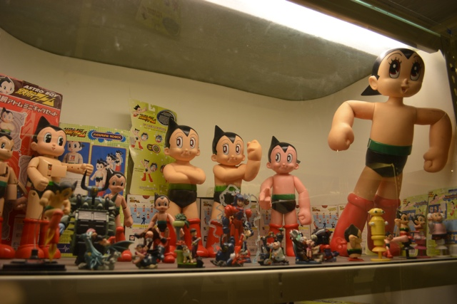 Astro Boy Toys - Visiting the Penang Toy Museum