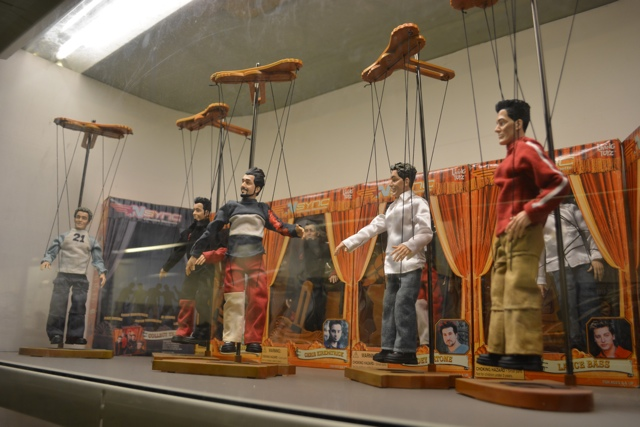 NSYNC marionette dolls - Visiting the Penang Toy Museum