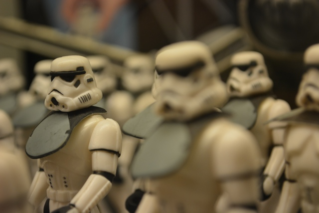 Star Wars Storm Troopers - Visiting the Penang Toy Museum