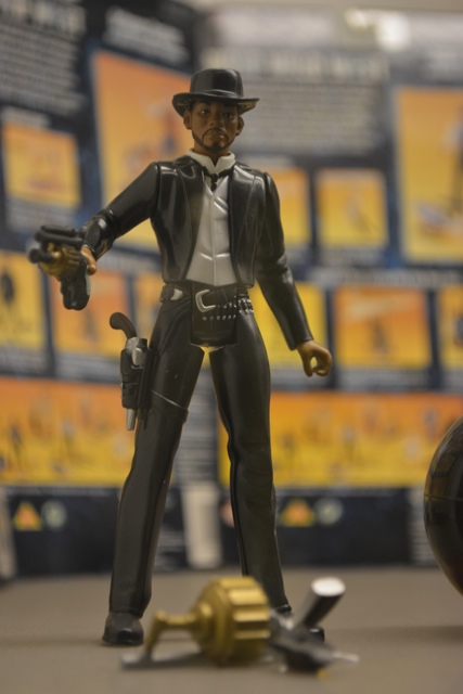 Will Smith Wild Wild West - Visiting the Penang Toy Museum