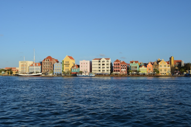 colorful skyline waterfront in Willemstad, Curacao - Best Things to do in Curacao