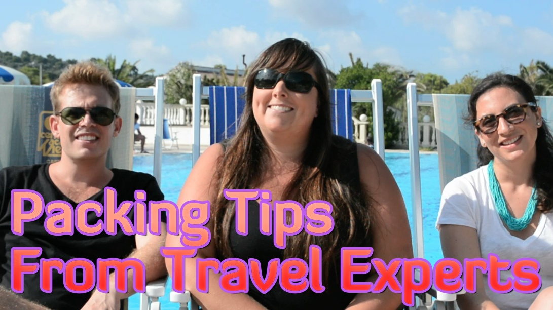 Luggage Packing Tips from Travel Experts