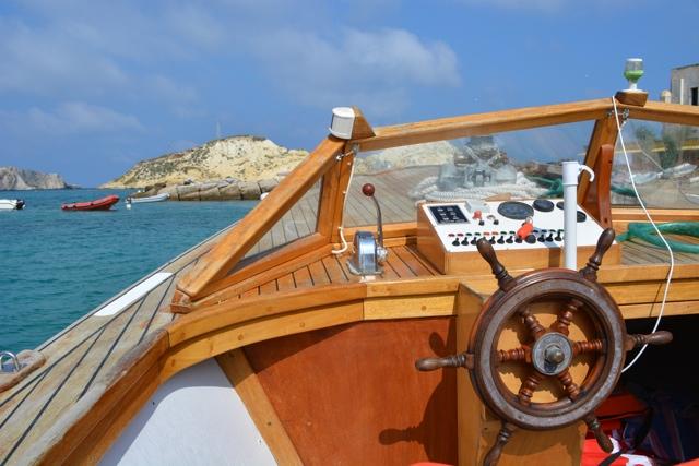 boat tour around the Tremiti Islands - 5 Best Things to do in Gargano, Italy
