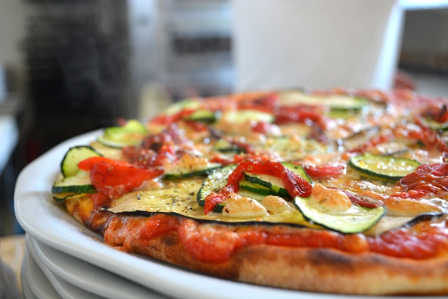 vegetarian thin crust Italian pizza - 5 Best Things to do in Gargano, Italy