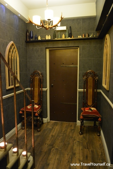 Harry Potter Themed Wizard Chambers Hotel Rooms In London