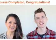 Captain and Clark, course completed - Travel Video Blogging Course for Beginners #Review