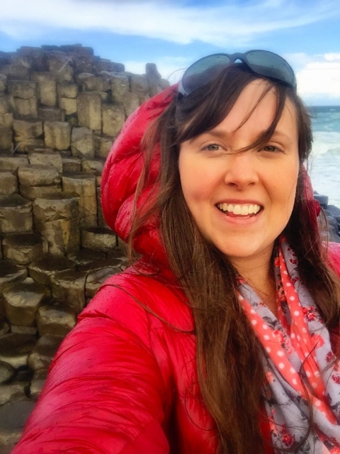 Cailin of TravelYourself.ca explores the Giant's Causeway - Tips for Exploring the Giant's Causeway in Northern Ireland