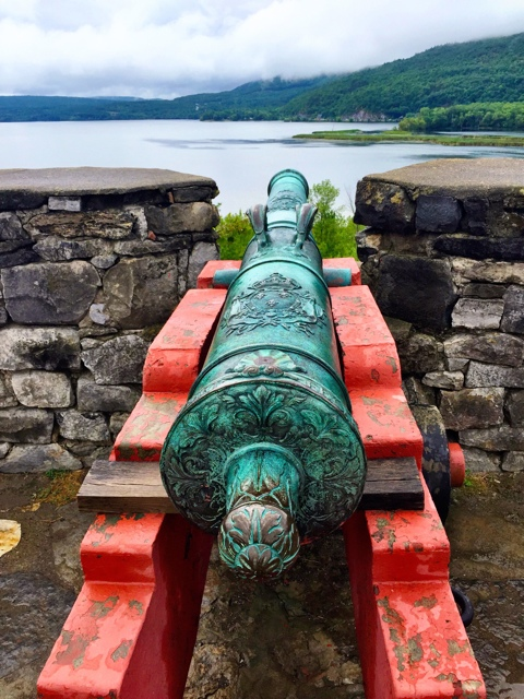 A Spanish Canon at Fort Ticonderoga in the Adirondacks - Things to know before you go