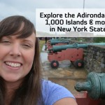 Exploring the Adirondacks in New York State