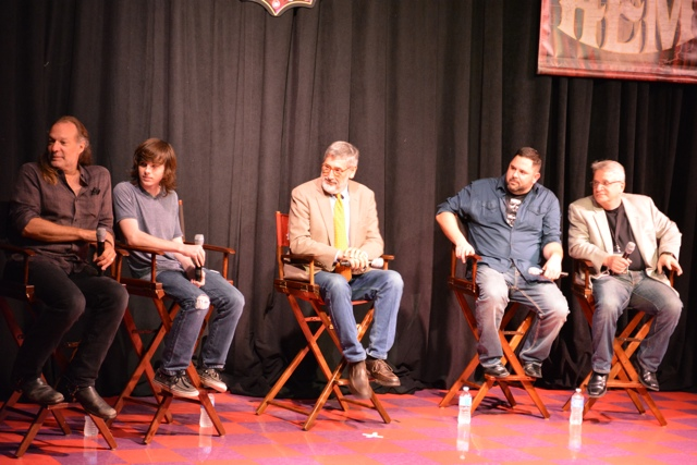 Halloween Horror Nights Q&A with John Landis, the walking dead and the creators - Halloween Horror Nights at Universal Orlando Resorts
