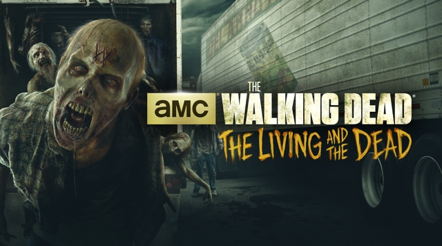 Universal Orlando Resorts Halloween Horror Nights The Walking Dead logo - Halloween Horror Nights at Universal Orlando Resorts
