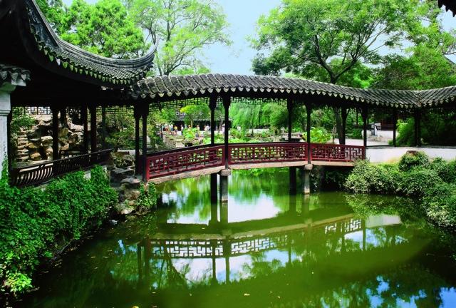 Humble Administrator's Garden In Suzhou, China - Photo credit Travel Suzhou - Win a Trip to Suzhou, the Venice of China