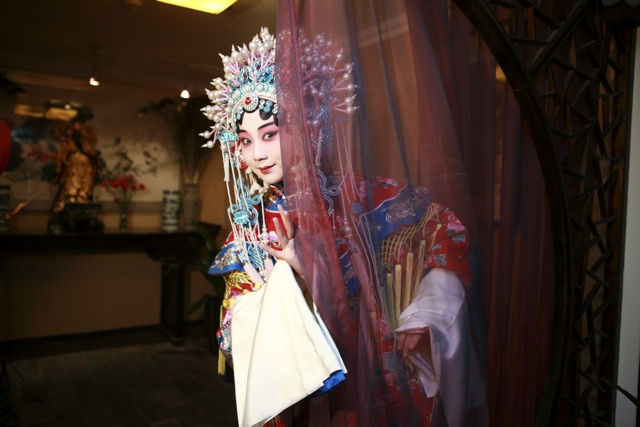Kunqu Opera in Suzhou China - photo credit Travel Suzhou - Win a Trip to Suzhou, the Venice of China