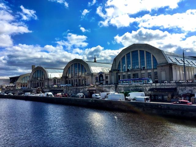 Riga Central Market Zepplin Blimp Hangers - Best Tips for Visiting Riga, Latvia #video