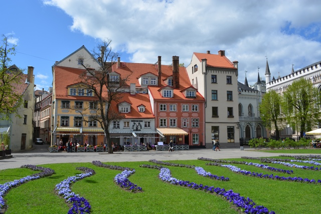 colorful old town Riga, Latvia - Best Tips for Visiting Riga, Latvia #video