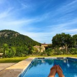 Staying in a Luxury Villa with Travelopo in Mallorca, Spain