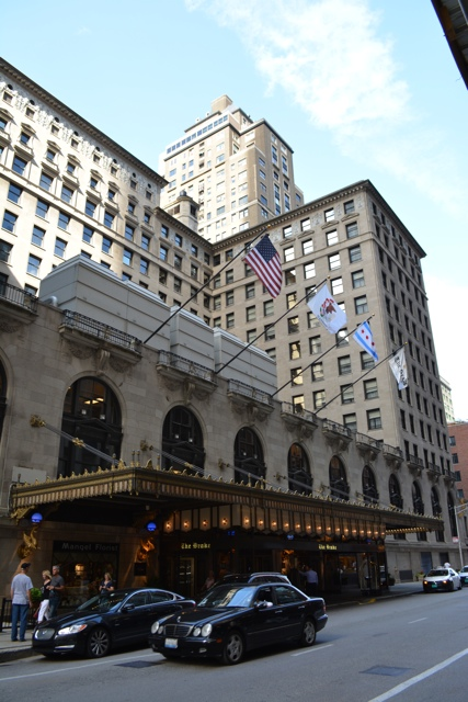 Afternoon tea at the drake hotel in chicago travel yourself for Avenue hotel chicago