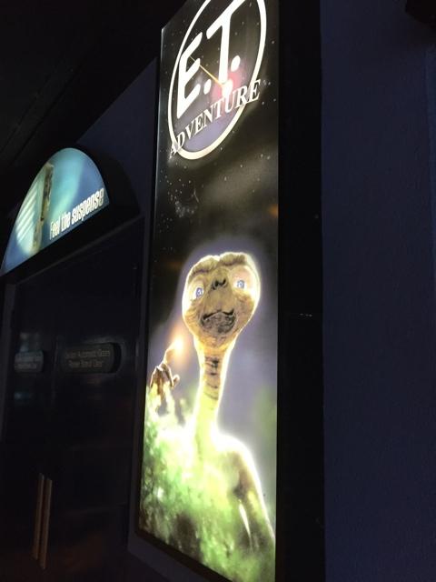 E.T. Adventure best ride at Universal Studios - Universal Orlando Resort VIP Tour Highlights